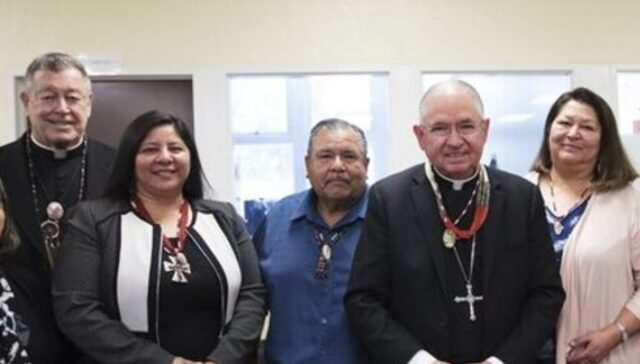 Archbishop Gomez recognizes 'first peoples' in Archdiocese of Los Angeles