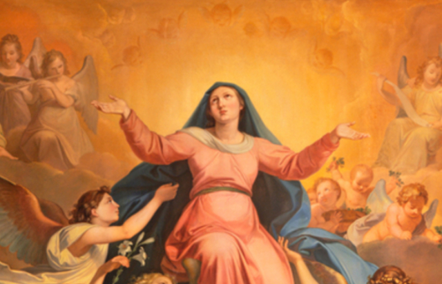Solemnity of the Assumption of the Blessed Virgin Mary 2021