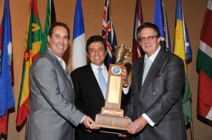 Markantonis named Caribbean Hotelier of the year