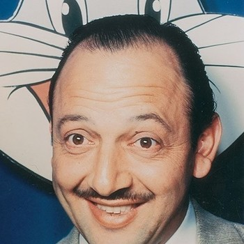 Mel Blanc Checks In