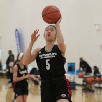 Natalie Chou : Texas Elite's First McDonald's All-American