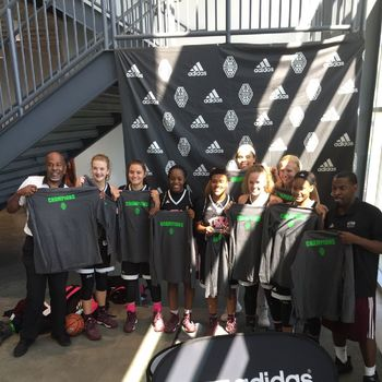 Texas Elite adidas Premier - BACK to BACK