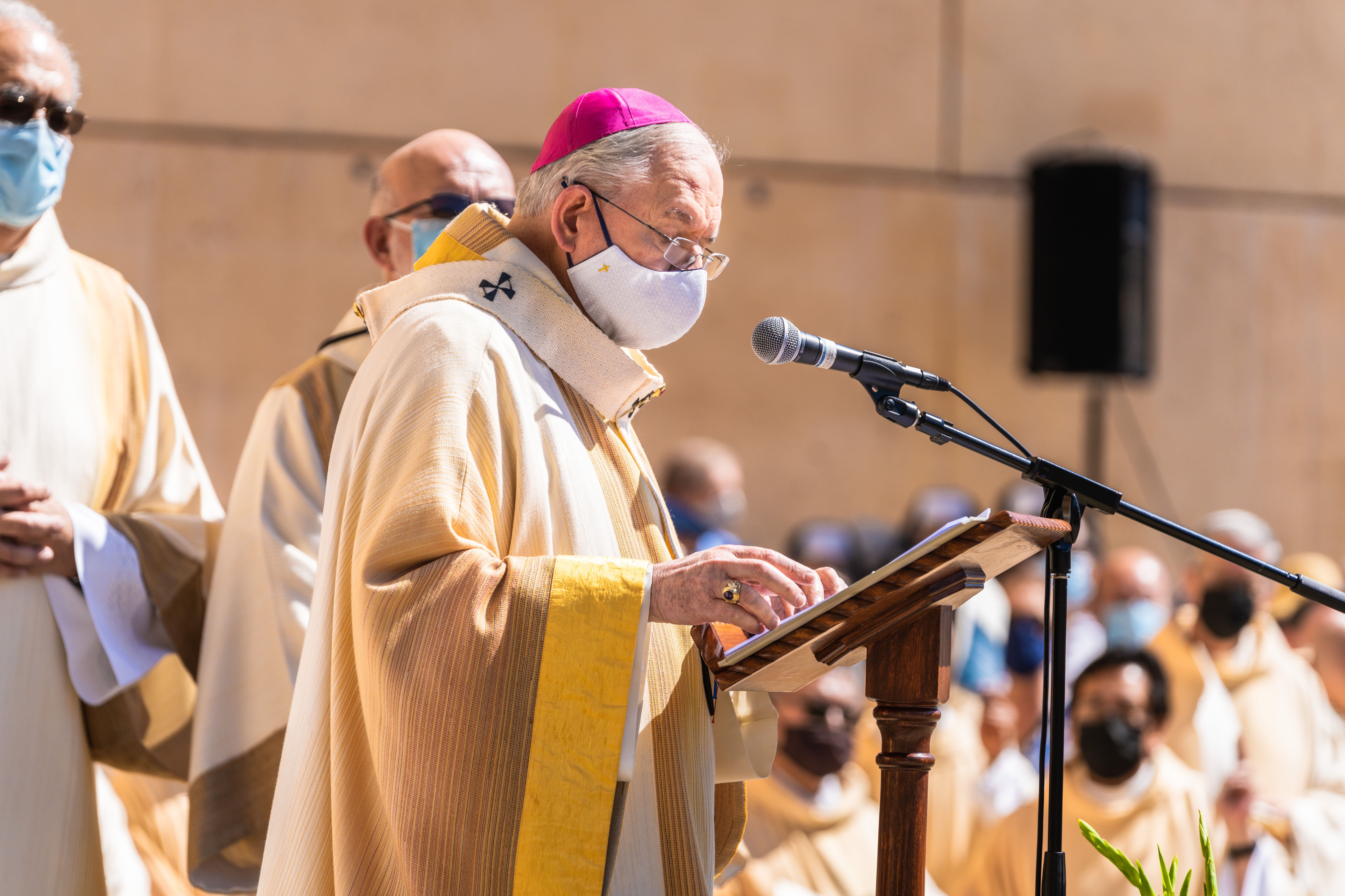 Homily From