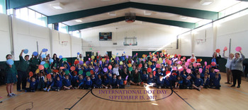 CKS Celebrates International Dot Day