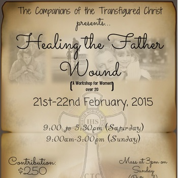 Healing the Father Wound (for Women)