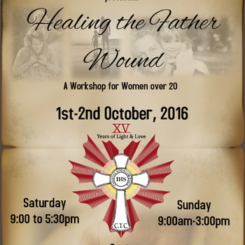 Healing the Father Wound Workshop (For Women)
