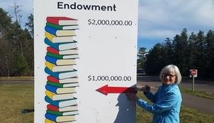 The Endowment Is Up!