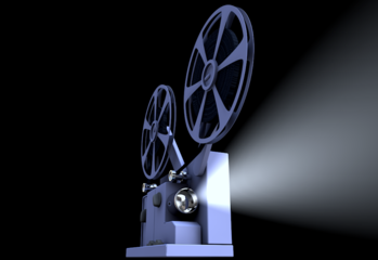 Outdoor Movies at the Library