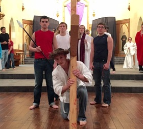 Reenactment of the Passion Photos posted