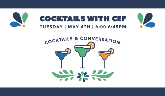 COCKTAILS WITH CEF