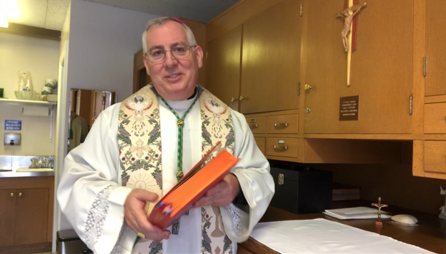 Bishop Mark's Vimeo Page--Sign-up to follow him