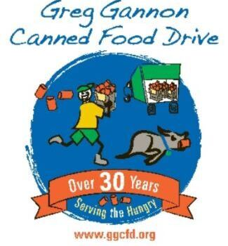 St. Patrick's Greg Gannon Canned Food Drive (GGCFD)