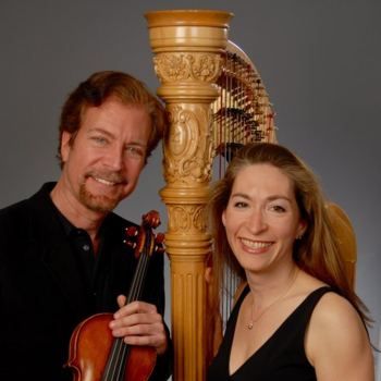 Harp and Violin Concert at Cathedral Basilica of the Sacred Heart