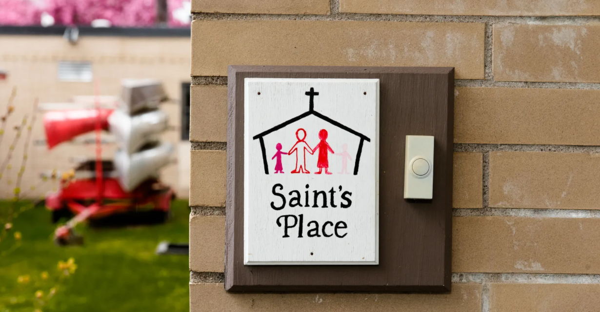Donate to Saint's Place