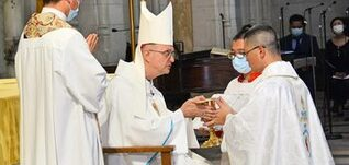Song You Ordained to Priesthood by Baltimore Bishop Bruce Lewandowski, C.Ss.R.
