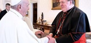 Redemptorist Cardinal Tobin Appointed to Supreme Tribunal by Pope Francis