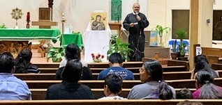 """Celebrating Perpetual Help by Making Her Known– """"Denla a Conocer""""– in Baton Rouge"""
