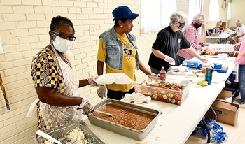 Feeding the Hungry in Baton Rouge