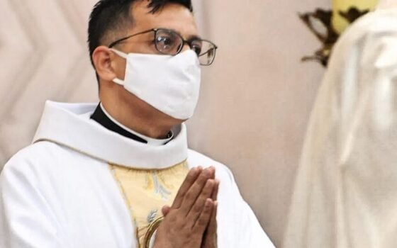 The Priesthood Ordination of Alfredo Medina Ramos, C.Ss.R. of the Province of Canada