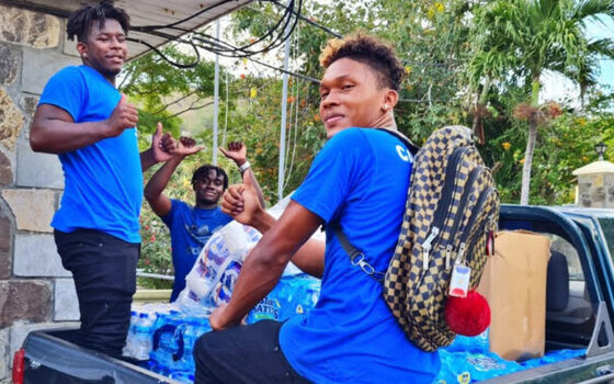 Redemptorist Missions: Life is Changed, but not Ended, in Saint Vincent and the Grenadines