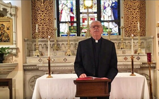 Fr. James Gilmour, C.Ss.R. Reflects on the Scripture Readings