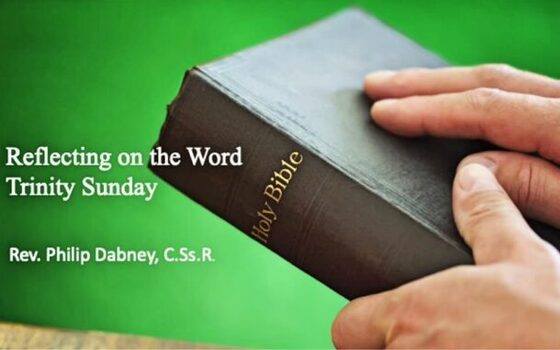 Gospel Perspectives: Fr. Phil Dabney Reflects on the Scripture Readings