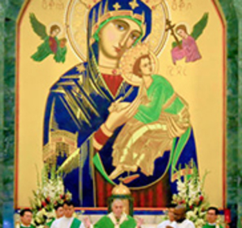 Our Lady of Perpetual Help Shrine (Vietnamese), Houston