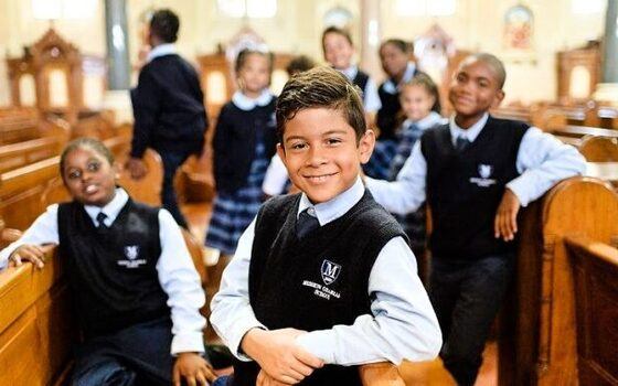 The Redemptorist Legacy is Thriving at Boston's Mission Grammar School