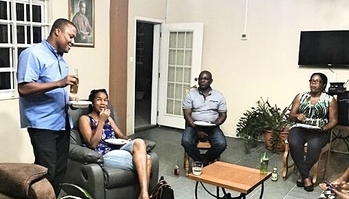 Redemptorist Partners in Mission Meet in St. Lucia