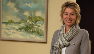 New Catholic Charities director ready for next step on her faith journey