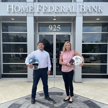 Home Federal Bank Partners with Loyola College Prep