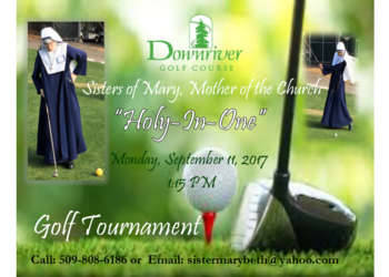 """Holy-In-One"" Golf Tournament"