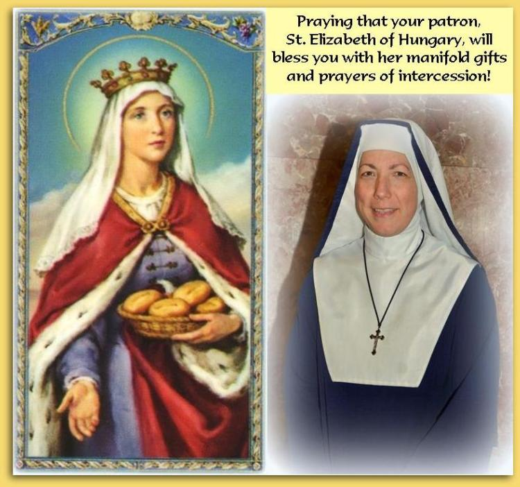 Blessed Feast Day, Sr. Marybeth!