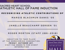 2021 Hall of Fame Induction