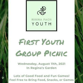 Youth Group Picnic