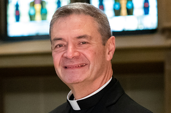 A new Bishop has been named!