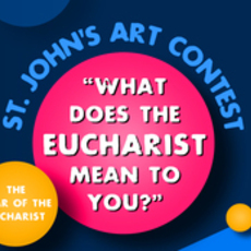 Year of the Eucharist Poster Contest
