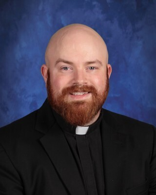 Fr. Zachary Coulter