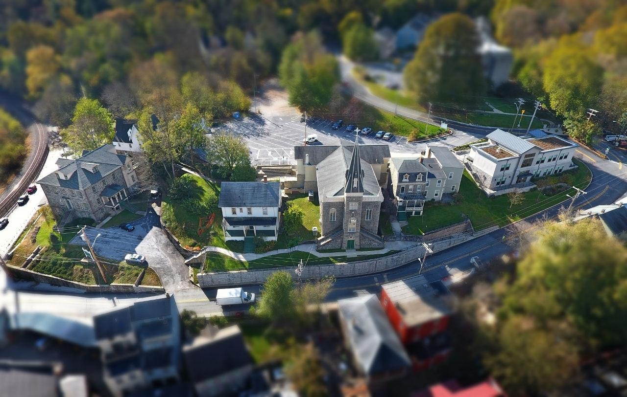 Church expansion and Center for New Evangelization