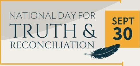 National Day for Truth and Reconciliation - September 30