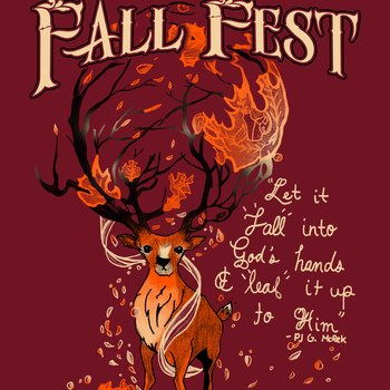 Fall Fest t-shirt orders due