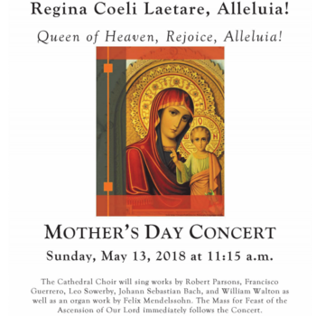 Mothers Day Concert & Mass