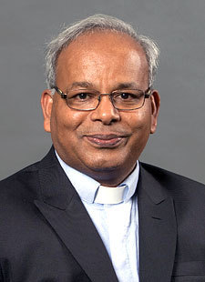 Reverend Aby Abraham, IMS