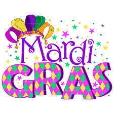ANNUAL PARISH MARDI GRAS DINNER, DANCE, SILENT AUCTION