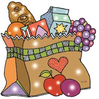 Brown Bag (pick up) - Food Donations for Christmas meals