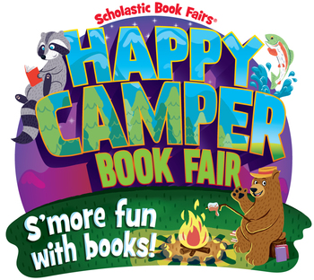 Happy Camper Book Fair ~ S'more Fun With Books