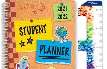 Student Planners on sale now...