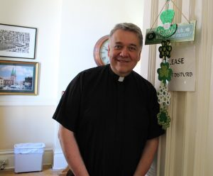 Welcome from Fr. Tom