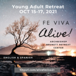Retreat for young adults 18-35