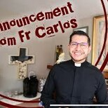 Video Introduction from Fr. Carlos!